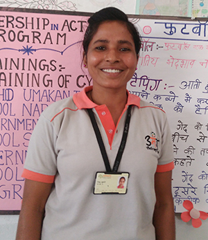Rinku Kumari (Football Coach)
